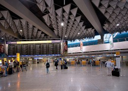 Flughafen Frankfurt ITK-Lösungen