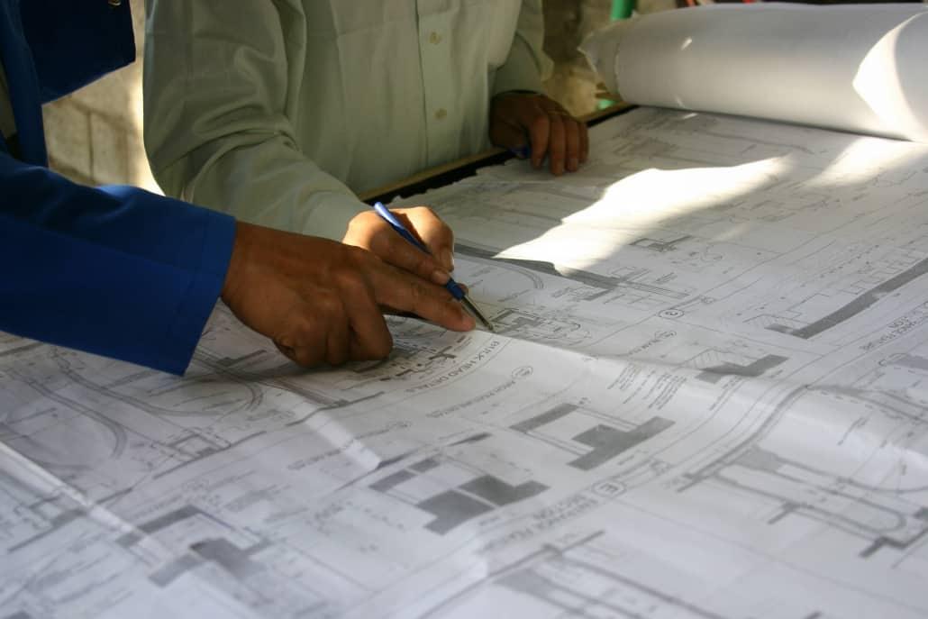 IT Beratung und Gebäudeplanung